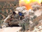Сводка, Сирия: взрыв СВУ, мгновенная «ответка» сил Асада и большие потери