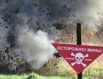 ВСУ заминировали территории вблизи Донецкой фильтровальной станции