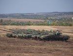 У ополченцев ЛДНР больше танков, чем у стран Западной Европы