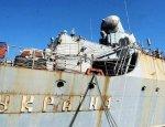 Символичный конец: Готов указ Порошенко о разделке крейсера «Украина»