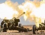 Артиллерия и русские ВКС продолжают прикрывать прорыв САА к Пальмире