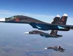 ВКС РФ добивают боевиков в Дейр-эз-Зоре