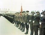 Ту армию Советскую будут помнить всегда