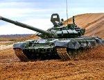 В Сети появилось видео с передвижением «десятков танков Т-72» к Украине