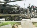 """В сирийской 11-й дивизии рады """"свежим"""" русским Т-62М"""