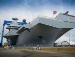 Британский авианосец «Королева Елизавета» доводиться будет ещё долго