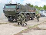 Российские военные впервые испытали «Тайфун» на Дальнем Востоке