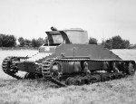 Infantry Tank Mk.I. Первый пехотный