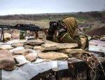 Ополченцы под Авдеевкой: АТОшники «лупят» из пулеметов под нацистские песни