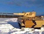 Робототехнический комплекс «Вихрь» с боевым модулем «Байкал»
