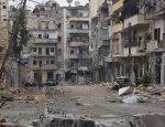 Боевики вооруженной оппозиции обстреляли западные кварталы Алеппо