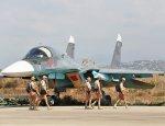 Обстреляна ракетами база ВКС России в Сирии
