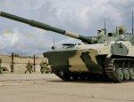 Новейшая самоходка «Спрут»: русской пушкой заинтересовались иностранцы