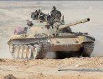 Битва за Дамаск: в бой вступает элитная танковая дивизия САА