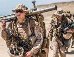 Как американские морпехи «освобождают Украину» в Северной Каролине