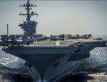 Американский авианосец Carl Vinson не допустит «до тела» Северную Корею