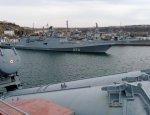 В Крыму разбирают на запчасти корабли ВМС Украины