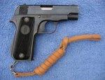 Французский пистолет Unique M17
