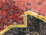 Сирийская армия отбила у ИГ 6 селений восточнее Дейр Хафера