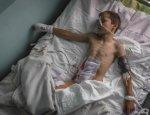 Что творят каратели ВСУ на Донбассе: война глазами детей