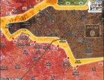 Сирийская армия может блокировать группировку ИГ к востоку от Алеппо