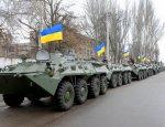 Киев подвозит снаряды и стягивает личный состав в Донбасс