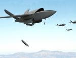 США представили в Ле Бурже сверхзвуковой беспилотник «Валькирия»