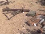 Трофеи, брошенные при побеге: союзники САА захватили большой склад боевиков