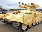 Сирийский вояж «Терминатора»: БМПТ-72 проходит проверку боем