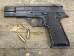 Французский пистолет MAB PA-15