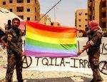 Гомосексуалисты против ИГИЛ: В Сирии замечен самый необычный боевой отряд