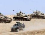Турецко-сирийская граница становится горячей