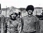Турки отступали перед смелостью русских стрелков
