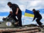 Пьяный боец ВСУ в Донбассе опрокинул тягач и покалечил сослуживцев