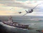 Картинки IV. Авианосцы Кораллового моря и Мидуэя
