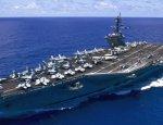 Северная Корея уничтожит американский авианосец Carl Vinson одним ударом