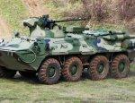 Новый тепловизионный прицел позволит обойтись БТР-82А без гранатомета АГС