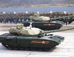 Стали известны сроки поступления танка «Армата» на вооружение армии России