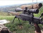 Французская снайперская винтовка PGM Ludis