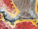 Сирийская армия штурмует водозабор Дамаска в районе Вади Барада
