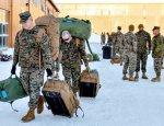 Заложники «русской зимы»: морские котики США провалили учения в Заполярье