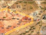 Сирийская армия освободила Тарфа Шаркия в 16 км от Пальмиры