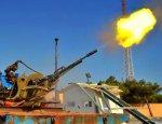 Бегущие из Алеппо боевики отчаянно обстреляли из зенитки истребитель МиГ-21