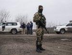 В Донбассе обстреляли миссию ОБСЕ