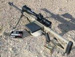 Крупнокалиберная снайперская винтовка SHF R50
