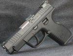Первый чешский пистолет с полимерной рамкой CZ 100