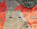Сирийская армия пытается снять блокаду аэродрома в Дейр эз-Зоре
