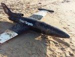 Найденный в Чёрном море БПЛА оказался беспилотной реактивной мишенью