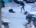 Опубликована видеозапись момента убийства депутата Вороненкова