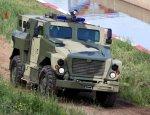 Русский «Медведь»: в армии появится миннозащищенная новинка